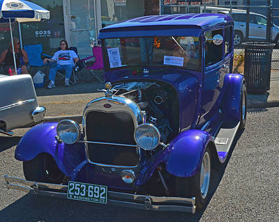 Photograph - 1929 Ford Model A by Tikvah's Hope