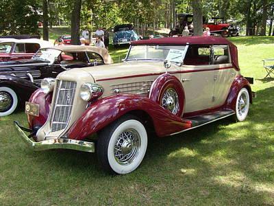 Photograph - 1930 Buick by Randy J Heath