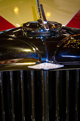 Photograph - 1930 Duesenberg II Sj by David Patterson