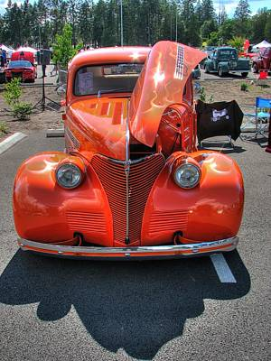 Photograph - 1934 Chevy by Chris Anderson