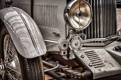 1935 Aston Martin Art Print