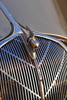 1936 Hudson Terraplane Original