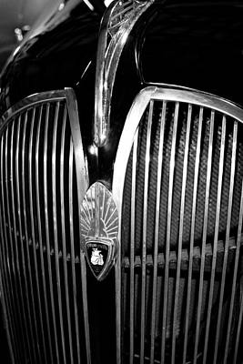Automobiles Photograph - 1937 Plymouth Deluxe P4 by David Patterson