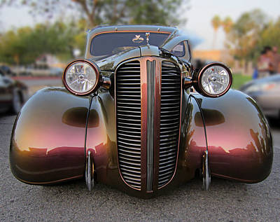 Photograph - 1938 Ford by Dorothy Cunningham