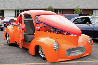 1941 Willys Coupe 7774 Original