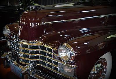 1948 Cadillac - Series 75 Limousine Art Print by Michelle Calkins