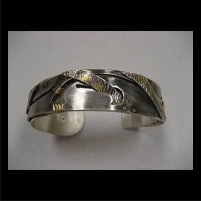 Jewelry - 194kumboo Cuff by Brenda Berdnik