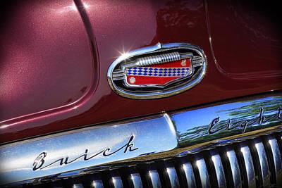 Photograph - 1951 Buick Eight by Gordon Dean II