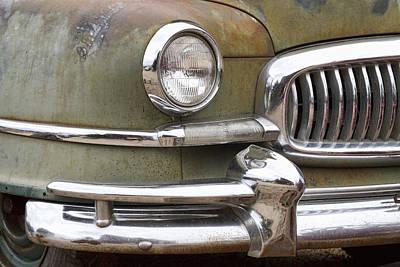 Photograph - 1951 Nash Ambassador  by James BO Insogna