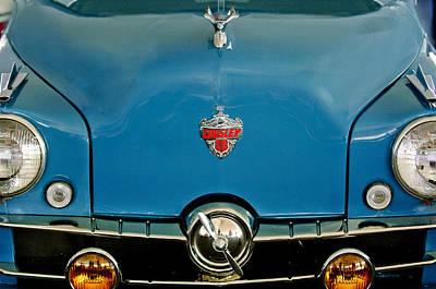 Photograph - 1952 Crosley Super Woody Wagon  by Jill Reger