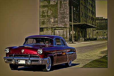 Photograph - 1952 Mercury Classic by Tim McCullough