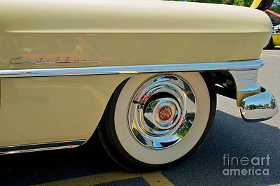 Photograph - 1955 Cadillac 2 by Mark Dodd