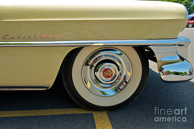 Photograph - 1955 Cadillac by Mark Dodd