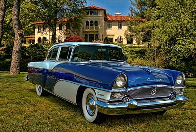 Photograph - 1955 Packard Clipper by Tim McCullough