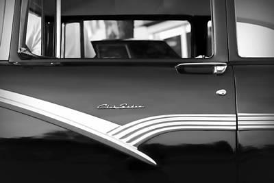 1956 Ford Fairlane Club Sedan Original by Gordon Dean II