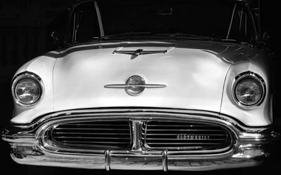Photograph - 1956 Oldsmobile by Janice Drew