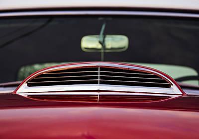 Photograph - 1957 Ford Thunderbird by Glenn Gordon