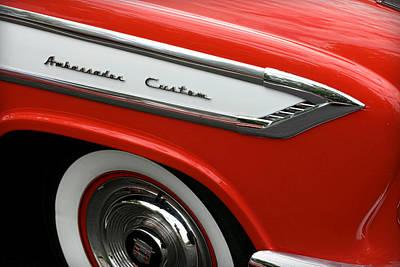 1957 Nash Ambassador Custom Original by Gordon Dean II