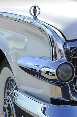 Photograph - 1960 Edsel Headlight by Jill Reger