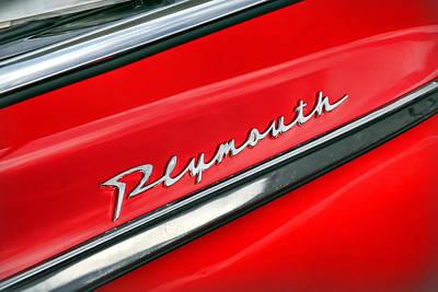 1962 Plymouth Belvedere Drivers Door Emblem Original by Gordon Dean II