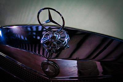 Mercedes Photograph - 1963 Mercedes Benz 300se by David Patterson