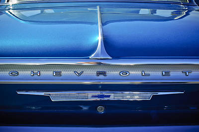 Photograph - 1964 Chevrolet Impala Ss by Jill Reger