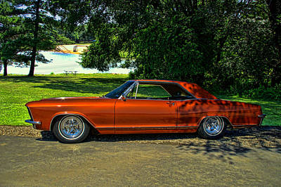 Photograph - 1965 Buick Rivera by Tim McCullough