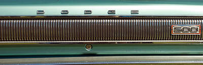 Photograph - 1967 Dodge Coronet 500 Tailgate by Mark Dodd