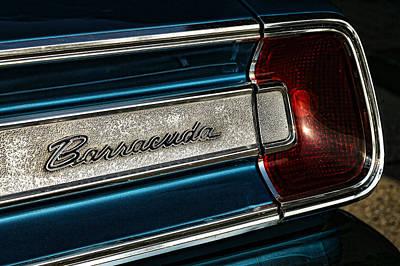 1967 Plymouth Barracuda Original by Gordon Dean II