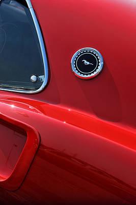 Photograph - 1969 Ford Mustang Mach 1 by Gordon Dean II