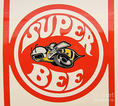 1970 Dodge Super Bee Photograph - 1970 Dodge Super Bee by Lee Dos Santos