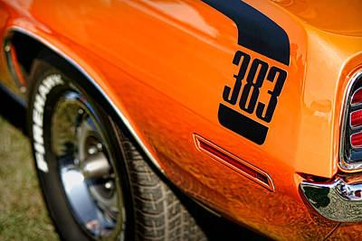1970 Plymouth Cuda Barracuda 383 Original by Gordon Dean II