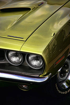 1971 Plymouth Barracuda 360 Original by Gordon Dean II