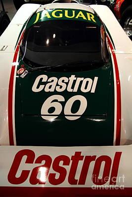 1988 Jaguar Xjr-9 Race Car Art Print