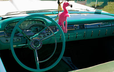 Photograph - 1959 Edsel Ford by Mark Dodd