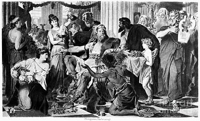 Alaric I (370?-410) Art Print by Granger
