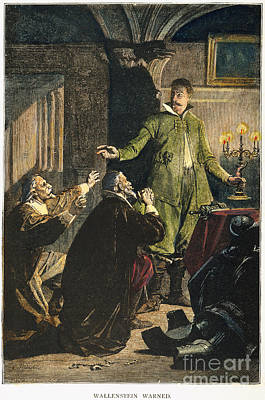 Albrecht Von Wallenstein Art Print