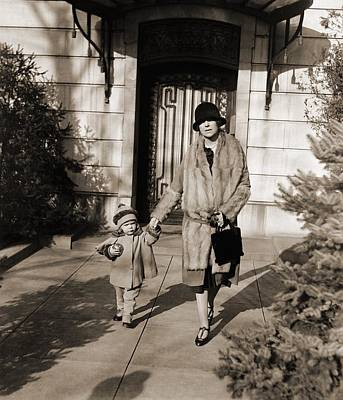 Infidelity Photograph - Alice Roosevelt Longworth 1884-1980 by Everett