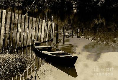 Amazon River Print by Rosane Sanchez