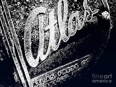 Art Print featuring the photograph Atlas by Joe Finney