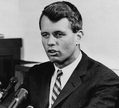 Indictment Photograph - Attorney General Robert F. Kennedy by Everett