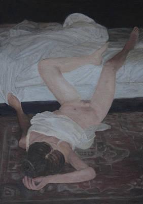 Painting - Awakening by Masami Iida