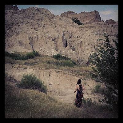 Surrealism Wall Art - Photograph - Badlands by Cody Proctor