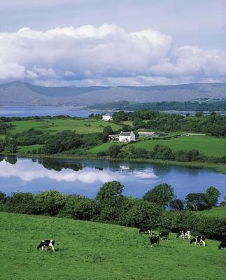Bantry Bay, Co Cork, Ireland Art Print
