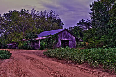 Barn Hdr Original by Jason Blalock