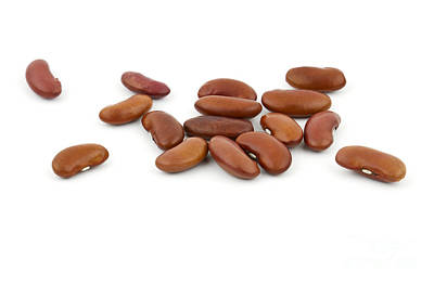 Beans Art Print by Blink Images