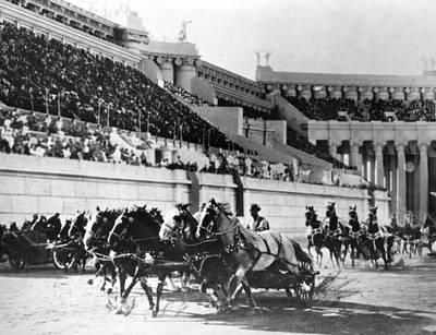 Ben Hur Photograph - Ben Hur, 1926 by Granger