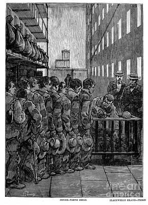 Blackwells Island, 1876 Art Print