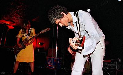 Photograph - Blonde Redhead by Gary Smith
