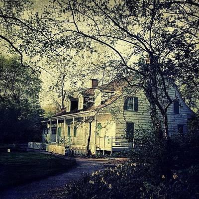 Dutch Photograph - Brooklyn's Pre-colonial Homestead by Natasha Marco